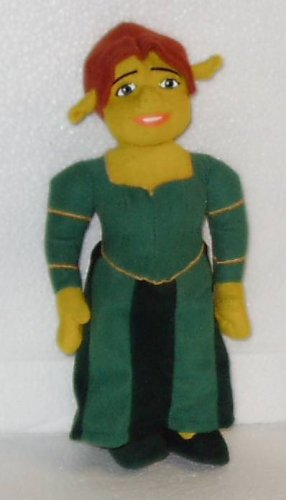 Shrek 2; 10' Princess Fiona Plush Stuffed Toy Doll