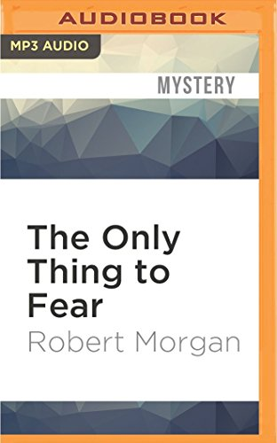 The Only Thing to Fear (Teddy London Supernatural Detective)