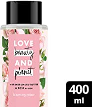 Love Beauty And Planet Shampoo Murmuru Butter & Rose, 400ml