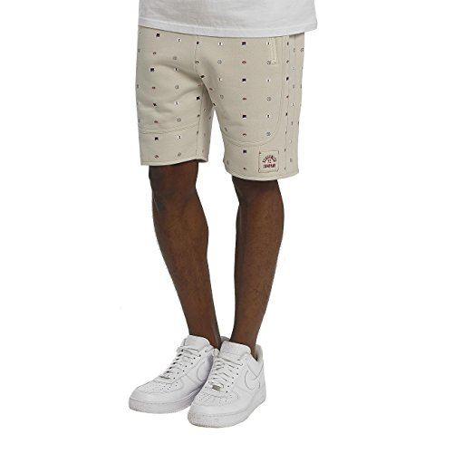 Marc Ecko Ecko Unltd. Männer Shorts CapeVidal in beige XL
