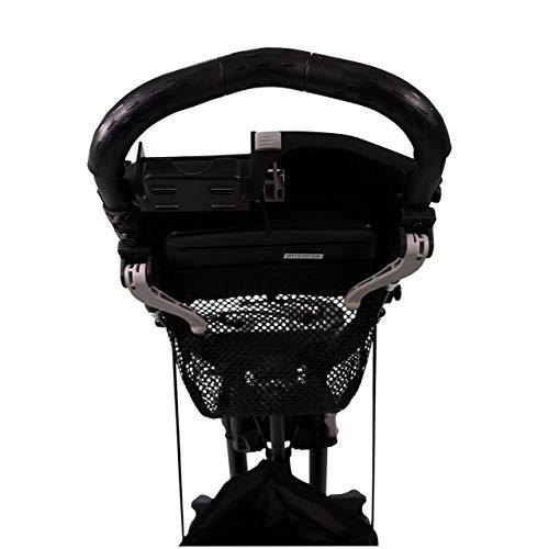 CaddyTek Quad Tour Swivel 360 4-Rad Golf Push Trolley - 4