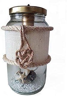 Lampada In a Jar.regalo per Natale