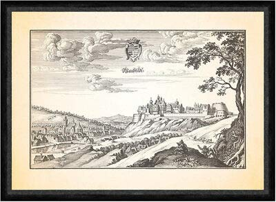 Kunstdruck Mansfeld Südharz Stausee Kelbra Tagebau Amsdorf Thyratalbrücke Faks_Merian 0193