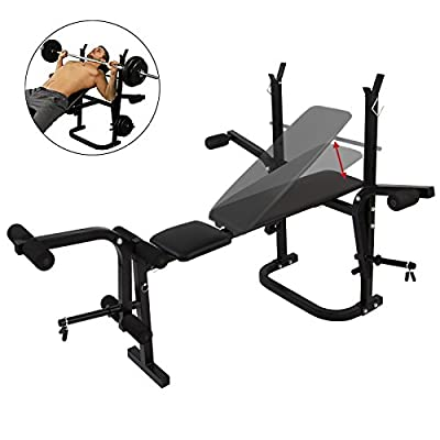 BB SPORT Fitness Equipment Weight Bench foldable by BB SPORT
