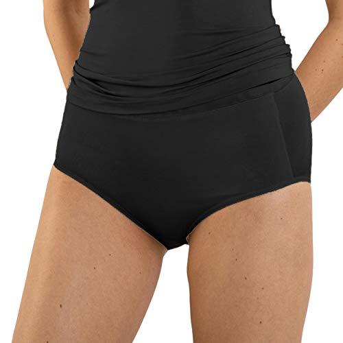 Nina van C. Pleasure Tailleslip pak van 2 slip modal onderbroeken ondergoed