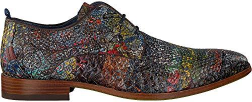 Rehab Business Schuhe Greg Snake Fantasy Rhb Merhfarbig/Bunt Herren - 44 EU