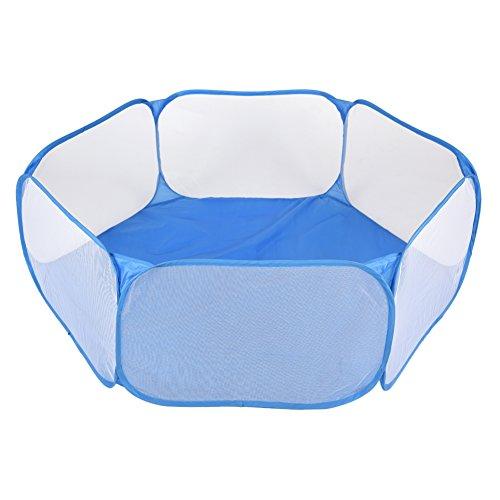 Aramox Ball Pool Portable Baby Ball Zelt Kleinkind, tragbare und Faltbare Ozean-Ball-Grube für Kleinkinder Innen- und im Freienspielen