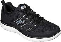 [スケッチャーズ] シューズ 25.5 cm M スニーカー Summits New World Sneaker Black/Whit メンズ [並行輸入品]