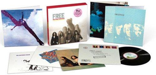 The Vinyl Collection (Ltd.7-Lp Box) [Vinyl LP]