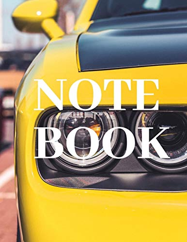 NoteBook: Car Journal   Car Log Book   8,5x11 inches, 100 pages