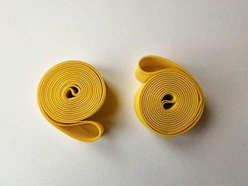 2PCS New Quality Plastic Cycle Bike High Pressure Rim Tape 26' 27.5' 29' 700C (26'x18mm AV)