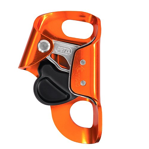 Petzl -Bloqueador Petzl Croll Naranja 2014