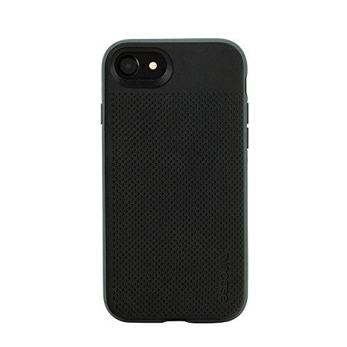 Incase ICON Schutzhülle für Apple iPhone 8 / 7 - schwarz [TENSAERLITE® Schutztechnologie I Extrem robust I Stoßabsorbierend] - INPH170237-BLK