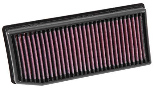 K&N 33-3007 Wasbare en herbruikbare auto-luchtfilter
