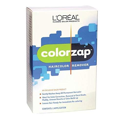 L'Oreal - ColorZap Haircolor Remover, Removes all...