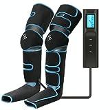 Massaggiatore per gambe per circolazione e rilassamento, massaggiatori per gambe ricaricabili per...