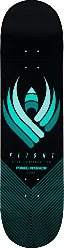 Powell Peralta Skateboard Deck Flight Shape 242 8.0