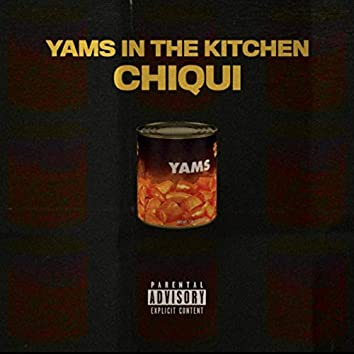 Yams in the Kitchen