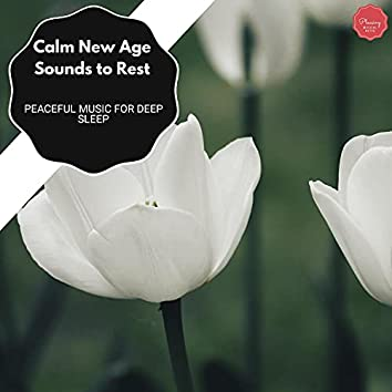 Calm New Age Sounds To Rest - Peaceful Music For Deep Sleep