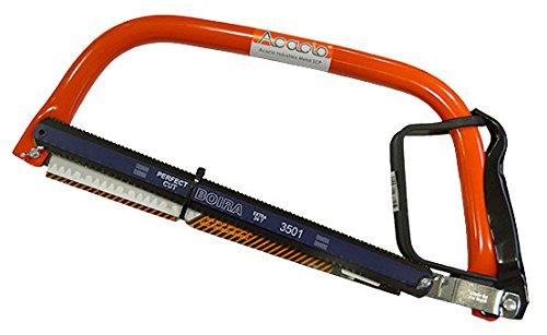 Acacio Arco tronzador Mini, Naranja, 300mm