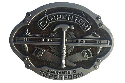 Bai You Mei Professionelle Mechaniker und Carpenter Woker Tools Western Gürtelschnalle Herren Cowboy Klassik Buckle Gürtelschnalle