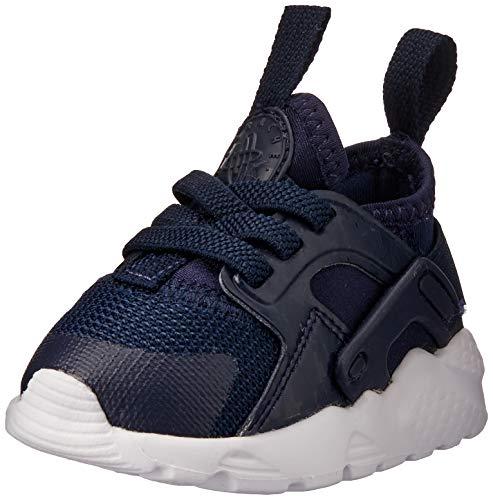 Nike Huarache Run Ultra (TD), Zapatillas de Atletismo para Niños, Multicolor (Obsidian/Obsidian/White 412), 26 EU