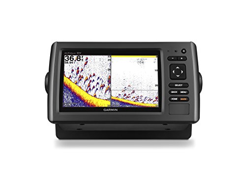 Find Bargain Garmin echoMAP CHIRP 73dv with transducer