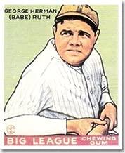 babe ruth baseball card 1933