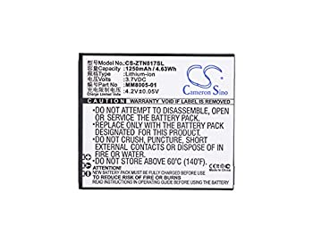 Replacement Batteries for ZTE Quest N817 Uhura ZTE MM8005-01