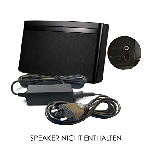 Ersatz Bose Akku Ladegerät, Netzteil, Netzadapter, Netzanschluss 20V / 20 Volt für SoundDock Portable (Original) N123, SoundLink Air/Wireless Digital Music System Player Mobile Speaker Lautsprecher