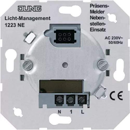 Jung Nebenstelleneinsatz 1223NE 3Draht, 230 V