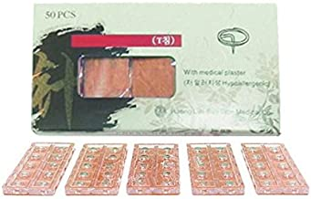 Haeng Lim Ear Press SeedsT Type Needle 500count(50ea 10box total 500ea)