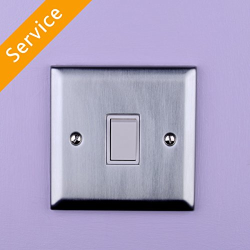 Light Switch Replacement - Up to 3 Dimmers