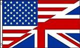 English American Flag, 3'x5'