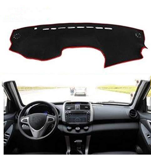 DIUxcj Auto Armaturenbrett Lichtpolster vermeiden Instrumentenplattform Schreibtischabdeckung Zierleisten Teppiche Autozubehör, Für Lifan X50 X60 320 520