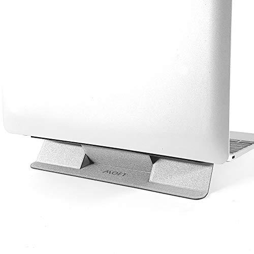 MOFT MINIノートパソコンスタンド 軽量ノートパソコンスタンド MacBook/Air/Pro タブレット ノートパソコン対応 最大15.6インチ 特許取得済み