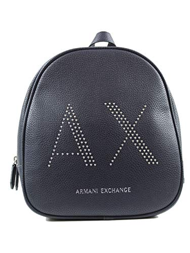 ARMANI EXCHANGE 942563CC284 zaino donna ecopelle BLU