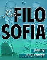 Edição Antiga - Kit - Filosofia - Sócrates Café + Em Busca De Nós