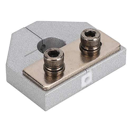 VBESTLIFE 3D-Drucker, 3,0 mm-Anschluss, Aluminium-3D-Druckerzubehör, geeignet für alle Maschinen, Ender-3/Cr-10/Reprap/Prusa i3/Tronxy XY-2/LK2/Anet A6/Wanhao/FDM usw.