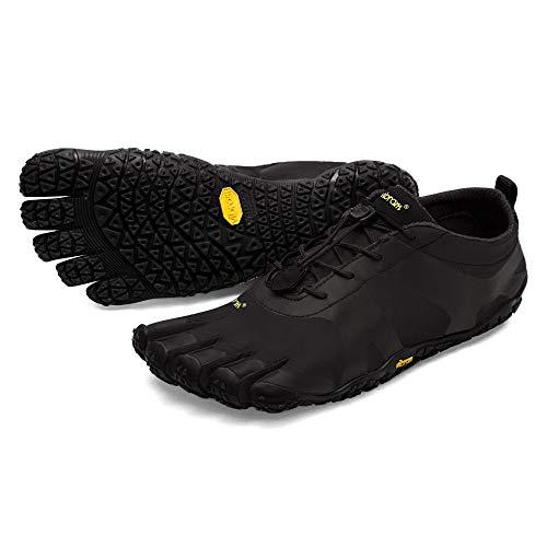 Vibram Five Fingers Men's V-Alpha Hiking Shoe (45 EU/11-11.5 US, Black)