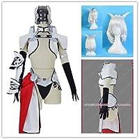 【漫里莎coslay】 Fate/Grand Order カイニス コスプレ 衣装+ ウイッグ (オーダーメイド可能)
