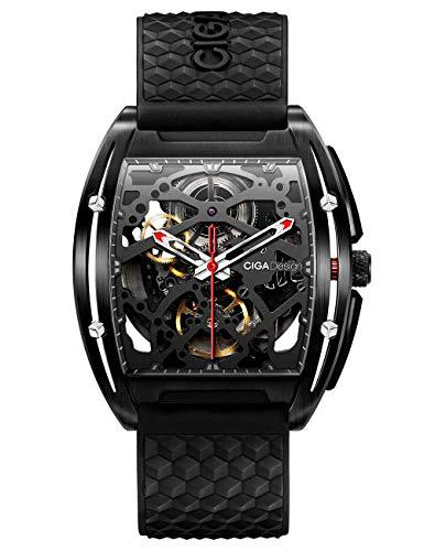 Reloj - CIGA Design - Para - Z031-BLBL-W5BK