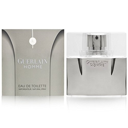 Guerlain Homme by Guerlain for Men. Eau De Toilette Spray 1.6-Ounces