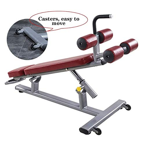 Verstelbare halterbank Multifunctionele Weight Bench, Press Rack Barbell Barbell Squat Rack Bed Frame fitnesstoestellen Verstelbare Professional, Standard