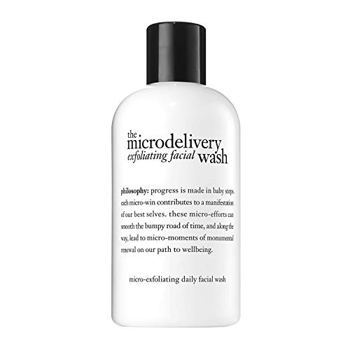 philosophy microdelivery - exfoliating wash, 8 oz