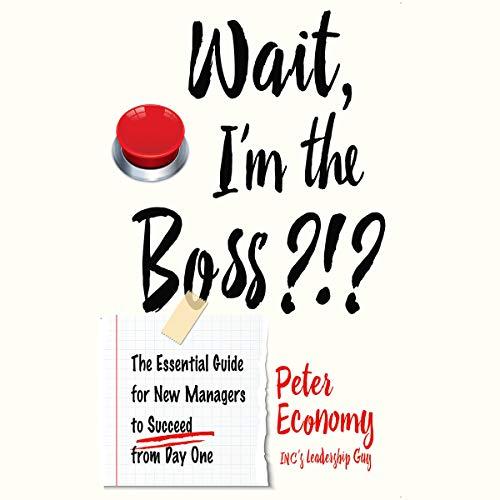 Wait, I'm the Boss?!? cover art