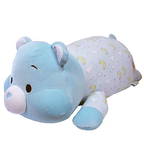Care Bears - Cuddle Pal 'Bedtime Bear' Blue - Stuffed Animal Plush Toy