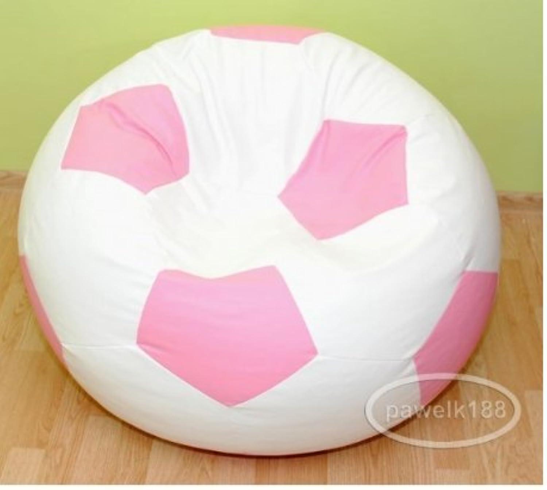 marca ItalPol Produkt Puff Puf Puf Cab Cab Cab Sillón Saco de sintética simipelle. Balón fútbol.  salida de fábrica