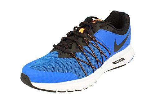 Nike 843836-401, Zapatillas de Trail Running para Hombre, Azul (Hyper Cobalt / Black / Bright Citrus / White), 43 EU