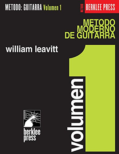 Metodo Moderno De Guitarra (Volumen 1): Spanish Edition